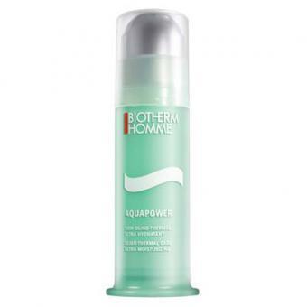 Biotherm  Homme - Aquapower - Soin oligo-thermal ultra-hydratant - Soin visage