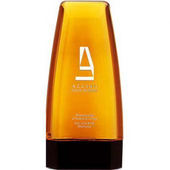 Azzaro Pour Homme Gel Douche - Corps & Cheveux 150 ml - Azzaro