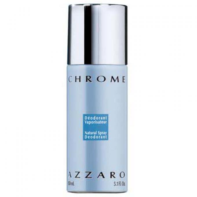 Chrome Deodorant Spray