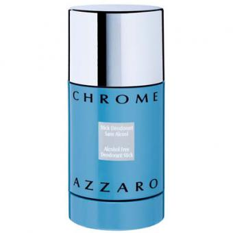 Chrome Deodorant Stick - Sans Alcool 75ml - Azzaro