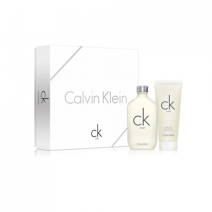 Coffret ck one gel douche offert calvin klein parfum homme - Coffret gel douche homme ...