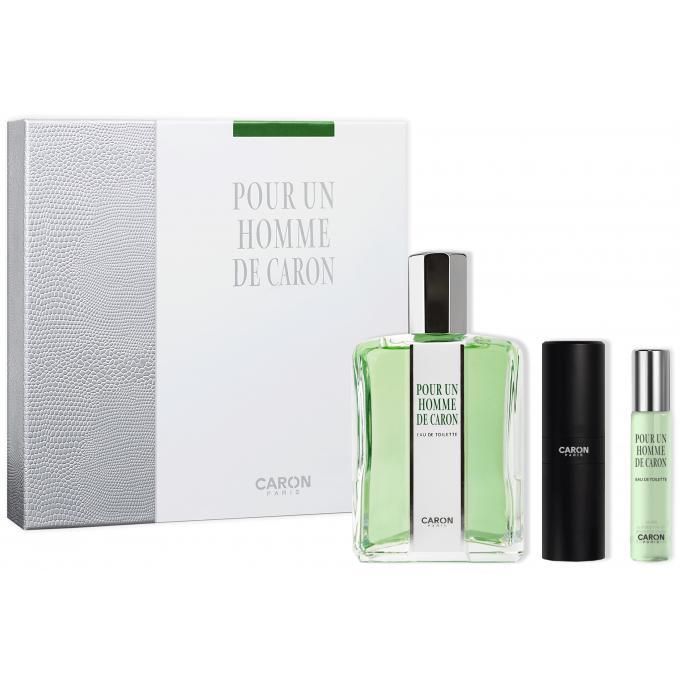 Un Coffret Homme Pour 200ml Caron Paris Parfum doQrCBeWx