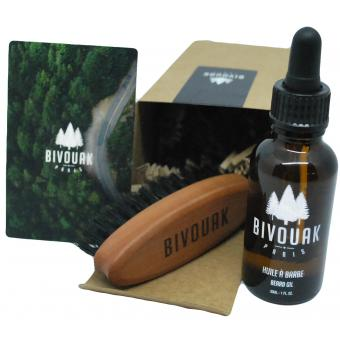 Bivouak - Pack Barbe Bio - Coffrets Rasage & Barbe
