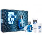 Diesel - Coffret Only The Brave High 75ml Gels douches offerts - Parfum homme saint valentin