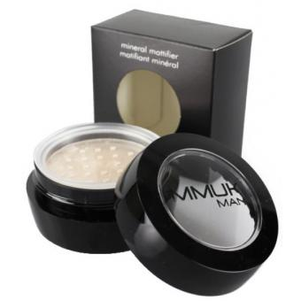 MMUK - Poudre Matifiante - Maquillage homme mmuk