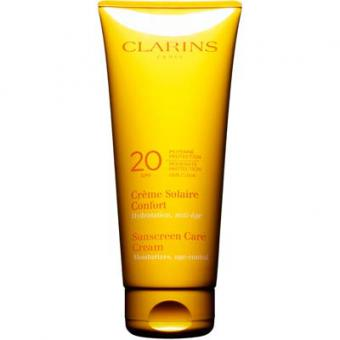CREME SOLAIRE CONFORT SPF 20 - Clarins Solaires