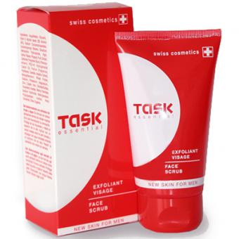 Task Essential Homme - Exfoliant - Soin corps