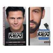 Just For Men - DUO COLORATION CHEVEUX & BARBE Noir Naturel - Just for men