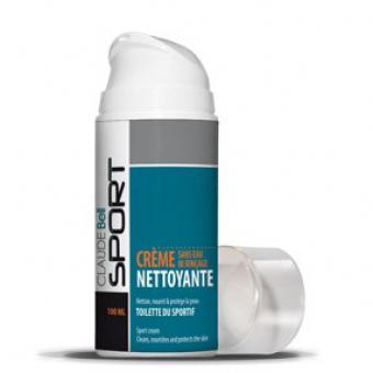 Sport Crème Nettoyante Sans eau ni rinçage - Claude Bell