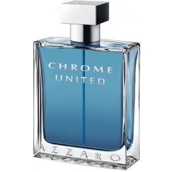 Chrome United Eau De Toilette - Vaporisateur - Azzaro