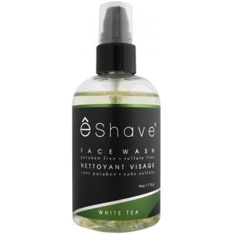Face Wash Nettoyant Visage Thé Blanc - E Shave