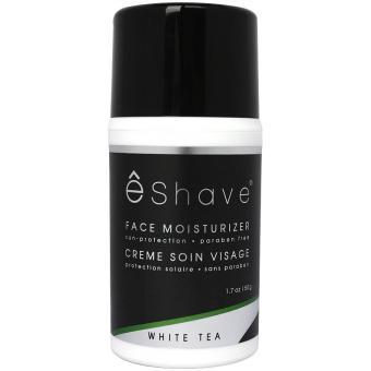Face Moisturizer Hydratant Visage Thé Blanc - E Shave