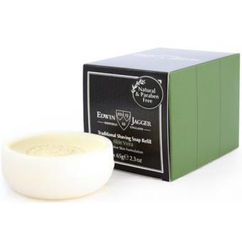 Pack de 3 recharges savon de rasage Aloé Vera - Edwin Jagger