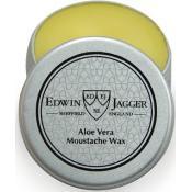 Edwin Jagger Homme - Cire sculptante pour moustache à l'Aloé Vera -
