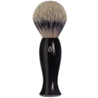 Blaireau Noir ES41 Purs Poils De Blaireau Durables - E Shave