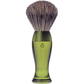 Blaireau Vert Véritables Poils De Blaireau - E Shave