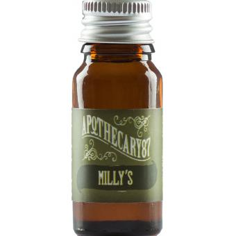 HUILE À BARBE VANILLE & MANGUE 10ML Milly's by Chris John Millington - Apothecary 87