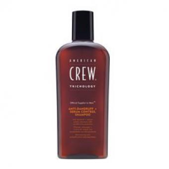 American Crew Homme - Shampooing Anti-pelliculaire et Régulateur de Sébum -