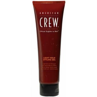 American Crew - LIGHT HOLD GEL TUBE - Cire, crème & gel coiffant