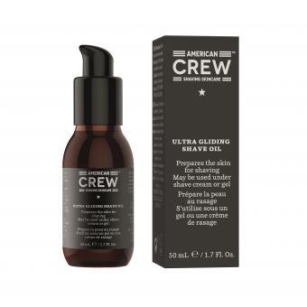 Huile de rasage lubrifiante - American Crew