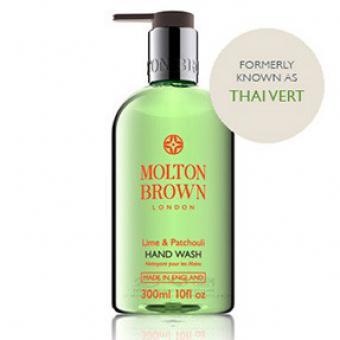 Nettoyant pour les mains - Citron Patchouli - Molton Brown