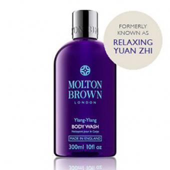 Bain douche détente Ylang Ylang - Molton Brown
