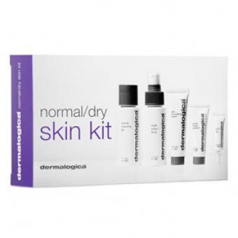 Kit de soin peaux normales à sèches - Dermalogica