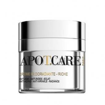Crème Irido-Radiante Texture Riche - Apot.Care