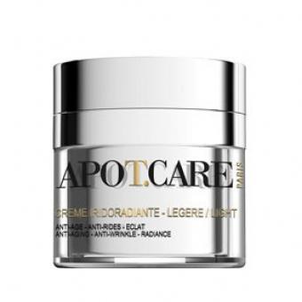 Crème Irido-Radiante Texture Légère - Apot.Care