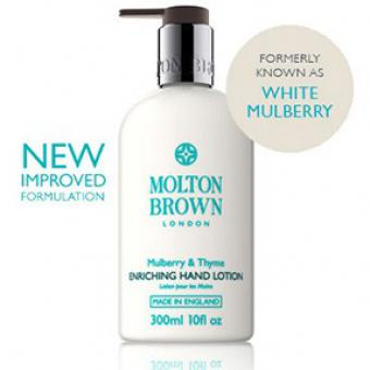 Baume pour les mains Mulberry & Thyme - Molton Brown
