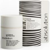 Absolution Homme - La Crème de l'Homme - Creme hydratante