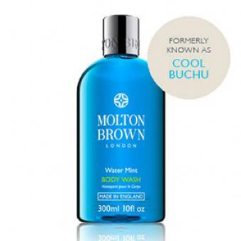 Gel douche vivifiant Water Mint - Molton Brown