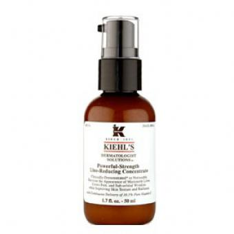 Concentré réduction rides visage - Kiehl's
