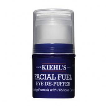 Facial Fuel - Fluide Energisant Anti-poches et Anti-cernes - Kiehl's