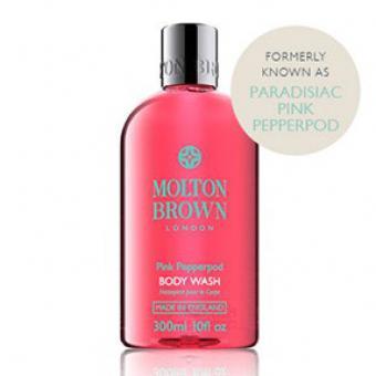 Bain douche au Poivre Rose - Molton Brown