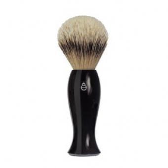 Blaireau Silvertip Noir - E Shave