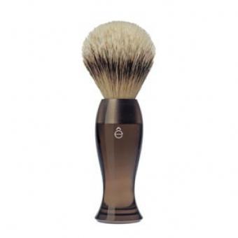 Blaireau Silvertip Fumé - E Shave