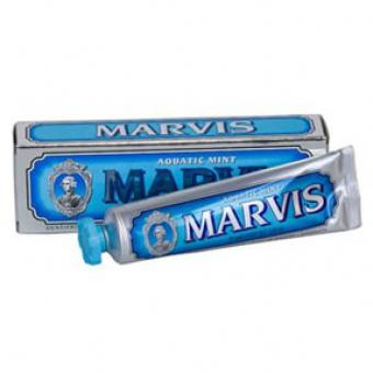 Dentifrice Aquatic Mint 75 ml - Marvis