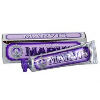 Dentifrice Menthe Jasmin 75 ml - Marvis