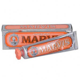 Dentifrice Menthe Gingembre 75 ml - Marvis