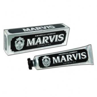 Marvis - Dentifrice Réglisse Amarelli 85 ml - Marvis