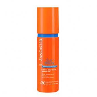 Spray Solaire Lacté non-gras SPF 30 - Lancaster Solaires