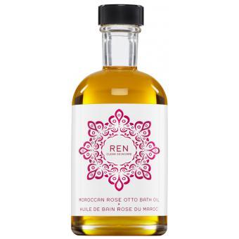 Huile de Bain Rose du Maroc - Ren