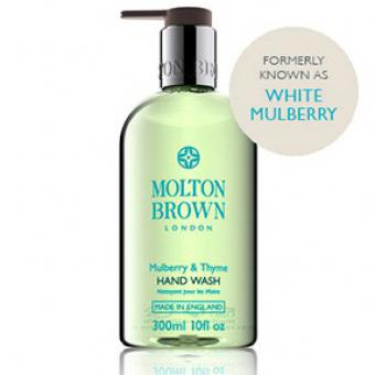 Nettoyant pour les mains Mulberry & Thyme - Molton Brown