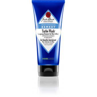 Gel douche énergisant pour cheveux et corps - Jack Black