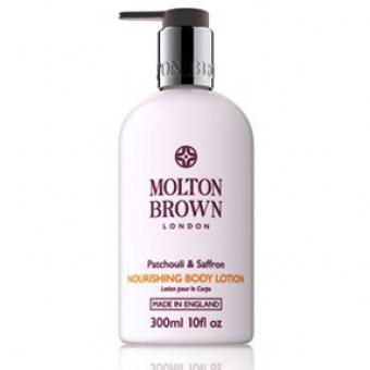 Lotion pour le corps Patchouli & Safran - Molton Brown