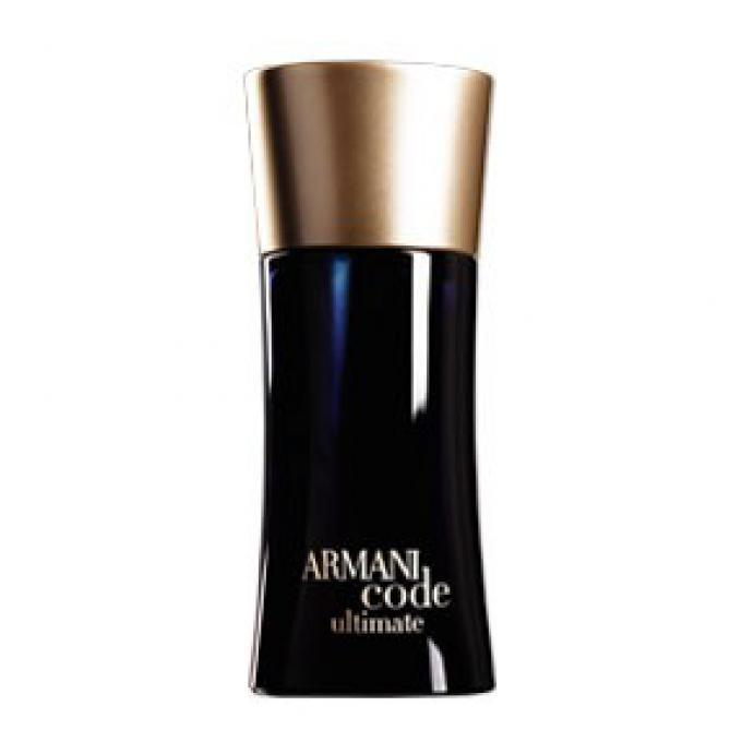 Armani Code ultimate intense Giorgio Armani - Parfum Homme 9659cb94489