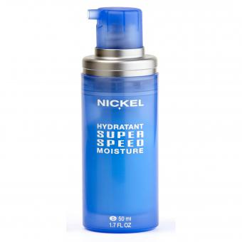 Nickel Homme - Super Speed - Gel Hydratant - Soin visage