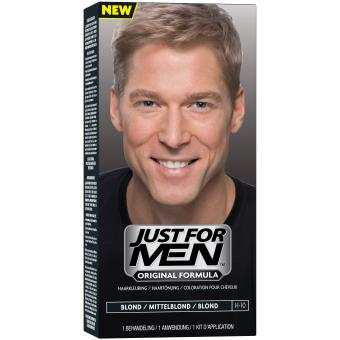 Coloration Cheveux Homme Blond - Just For Men