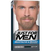 Just For Men Homme - Coloration Barbe Blond Couleur Naturelle - Coloration Cheveux & Barbe
